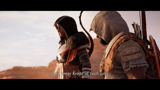 Assassin's Creed Origins: Die Verborgenen - Launch Trailer