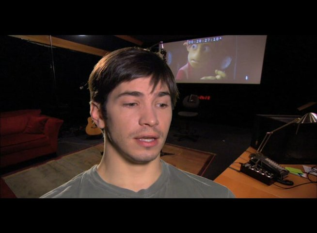 Justin Long über den Film - OV-Interview Poster