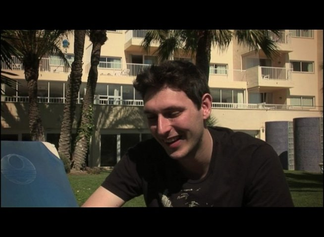 Blake Harrison über Joe Thomas - OV-Interview Poster