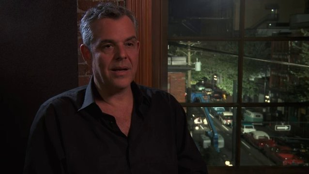 Danny Huston - Dick Nolan - über den Film - OV-Interview Poster