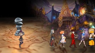 Grand Kingdom   Announce trailer   PS4 & PS Vita