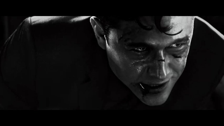 Sin City: A Dame to Kill For - Trailer Poster