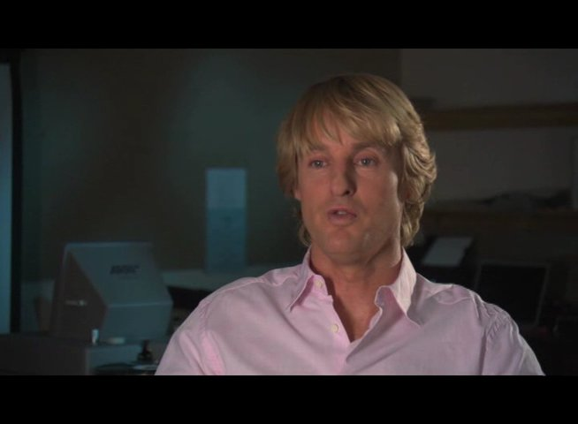 Owen Wilson über Regisseur James L. Brooks - OV-Interview Poster