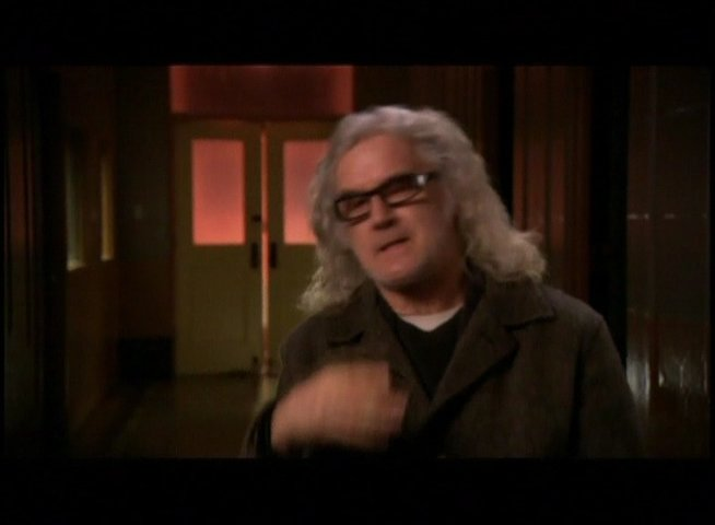 Interview mit Billy Connolly (Father Joseph Crissman) - OV-Interview Poster