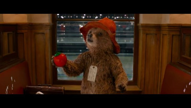 Paddington - Trailer Poster