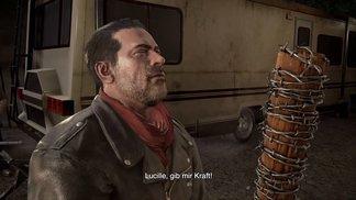 """Negan und seine tödliche """"Lucille"""" mischen das Kämpferfeld auf!"""