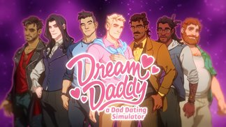 Dream Daddy - A Dad Dating Simulator: Launch-Trailer