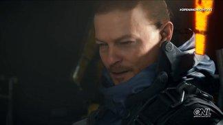 Gamescom 2019 - Death Stranding: Mama In-Game Cutscene