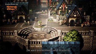 Project Octopath Traveler: Die Reise beginnt!