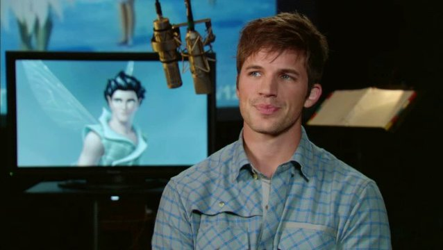 Matt Lanter - Sled - über Sled - OV-Interview Poster