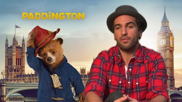 Elyas Mbarek - Stimme von Paddington - über Famile Browns Reaktion auf Paddington - Interview Poster
