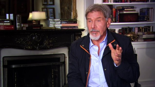 Harrison Ford - William Jones - über Blake Lively - OV-Interview Poster
