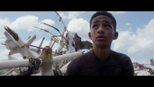 After Earth - Trailer Poster