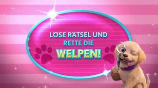 Barbie & her sisters Puppy Rescue - Puppy Adventures! (Launch Trailer) (German)