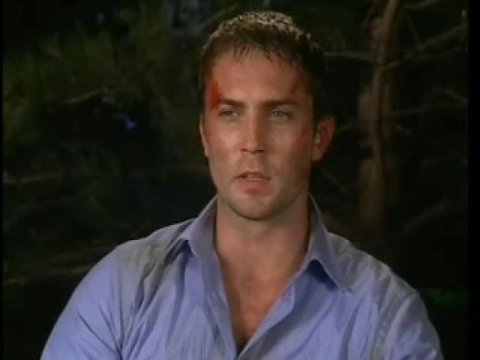 Desmond Harrington (Chris Finn) - Interview Poster