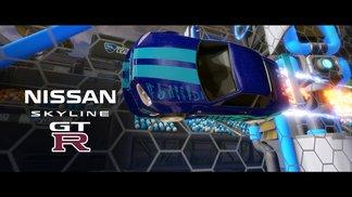 Rocket League - Fast & Furious DLC Trailer