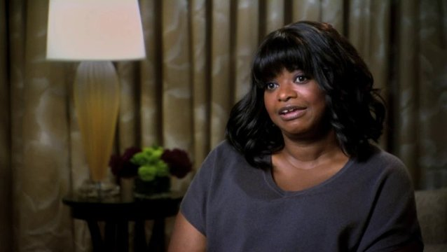 Octavia Spencer - Tante Honey - über Brian Grazer und Mick Jagger - OV-Interview Poster