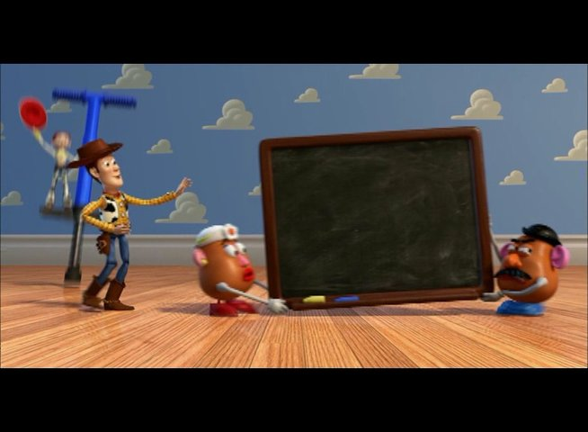 Toy Story 3 3D - Trailer Poster