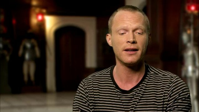 Paul Bettany - Jock - über den Regisseur - OV-Interview Poster