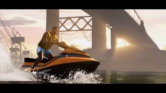 Grand Theft Auto 5 - Trailer