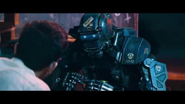 Chappie - Trailer Poster