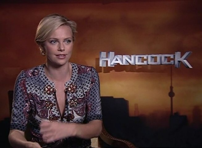 Interview mit Charlize Theron Poster
