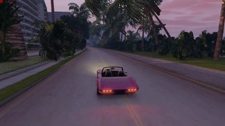 Vice City in GTA 5 Optik