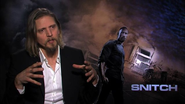 Barry Pepper über das Thema von Snitch - OV-Interview Poster