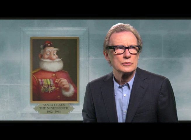 Bill Nighy über das Drehbuch - OV-Interview Poster