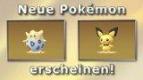Pokémon Go: Es gibt mehr Pokémon!