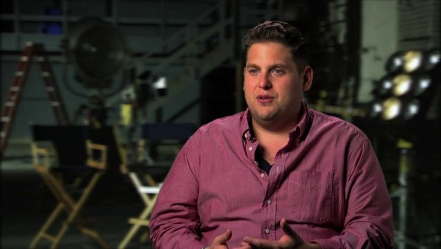 Jonah Hill über Cameo Rollen - OV-Interview Poster