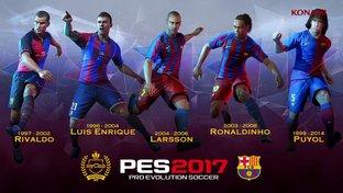 FC Barcelona Legends Trailer