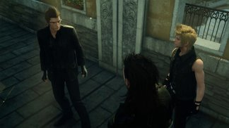 Final Fantasy 15 - Eröffnungssequenz vom DLC Ignis