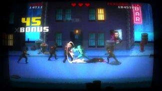 Kung Fury  Street Rage - Trailer