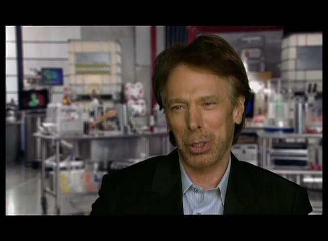 Jerry Bruckheimer - Producer - OV-Interview Poster