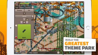 RollerCoaster Tycoon Classic: Gameplay-Trailer