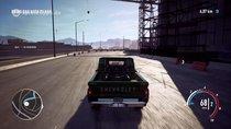Holtzmans Chevrolet C10 - Fundort des stillgelegten Autos