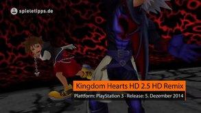 Die Evolution von Kingdom Hearts