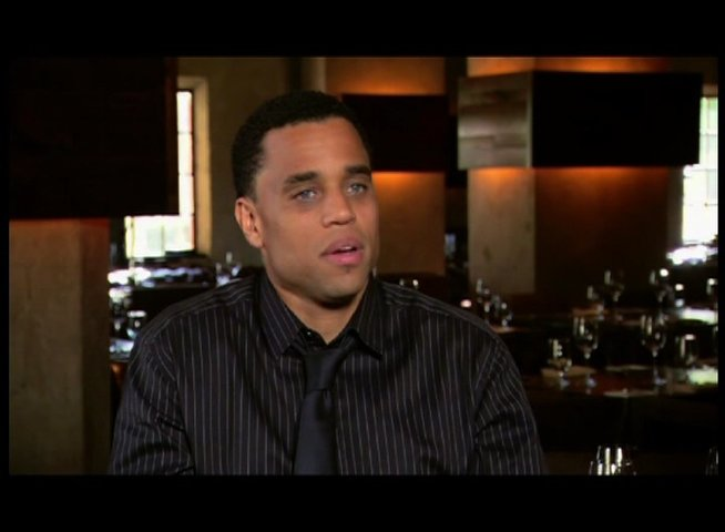 Michael Ealy - ueber den Look des Films - OV-Interview Poster