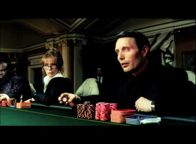 Casino Royale - Trailer Poster