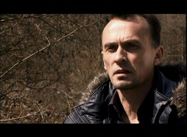Robert Knepper (Johnson) - OV-Interview Poster