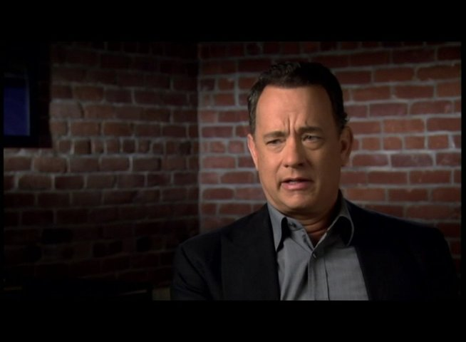 Interview mit Tom Hanks (Teil 1) - OV-Interview Poster