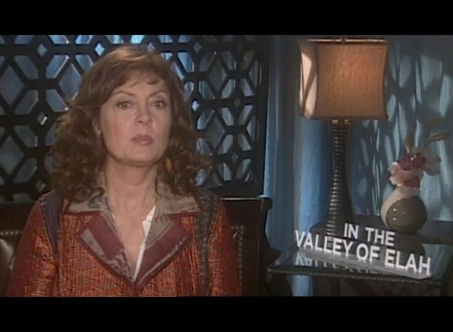 Interview mit Susan Sarandon ( Joan Deerfield ) - OV-Interview Poster