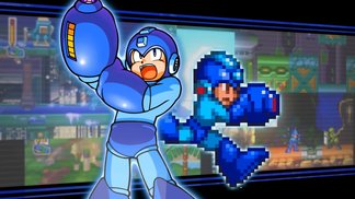 Mega Man Legacy Collection 2: Ankündigungs-Trailer