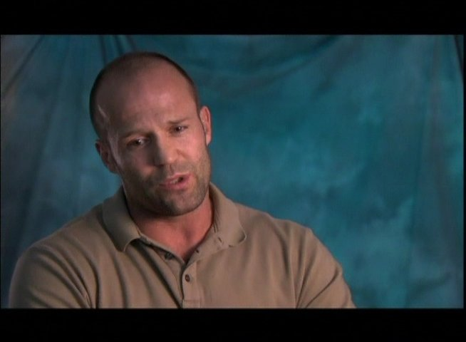 Interview mit Jason Statham (Frank Martin) - OV-Interview Poster