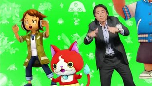 YO-KAI WATCH - Nintendo Direct Footage (Nintendo 3DS)