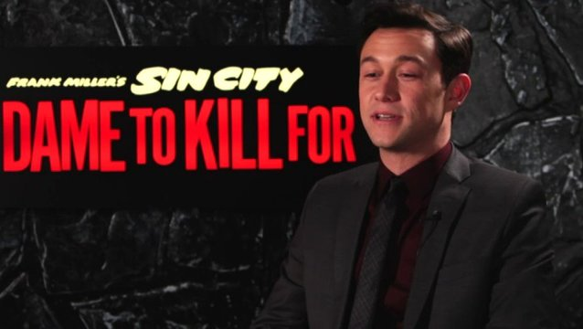 "Joseph Gordon-Levitt (""Johnny"") über seine Rolle - OV-Interview Poster"