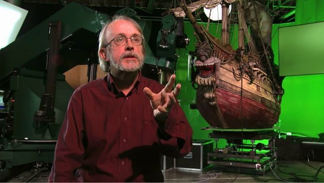 Peter Lord über Piratengeschichten - OV-Interview Poster