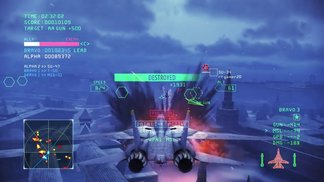 Ace Combat Infinity - PS3 - Update 13  News Dispatch