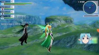 Sword Art Online  Lost Song - PS4 PS Vita - Macht euch bereit für Abenteuer
